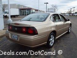 2004 Chevrolet Impala LS Not perfect but drives good $4,000.00