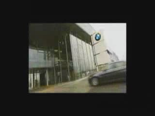 Add Comment To: Really cool BMW commercial